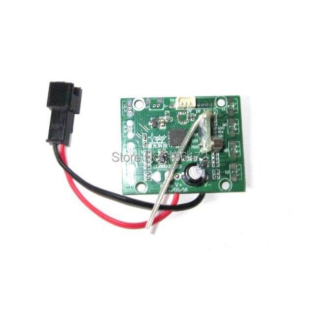 Ewellsold H8C  F183 2.4G 4CH 6-Axis Remote Control RC drone Quadcopter parts PCB Board /2.4g Receiver /main board