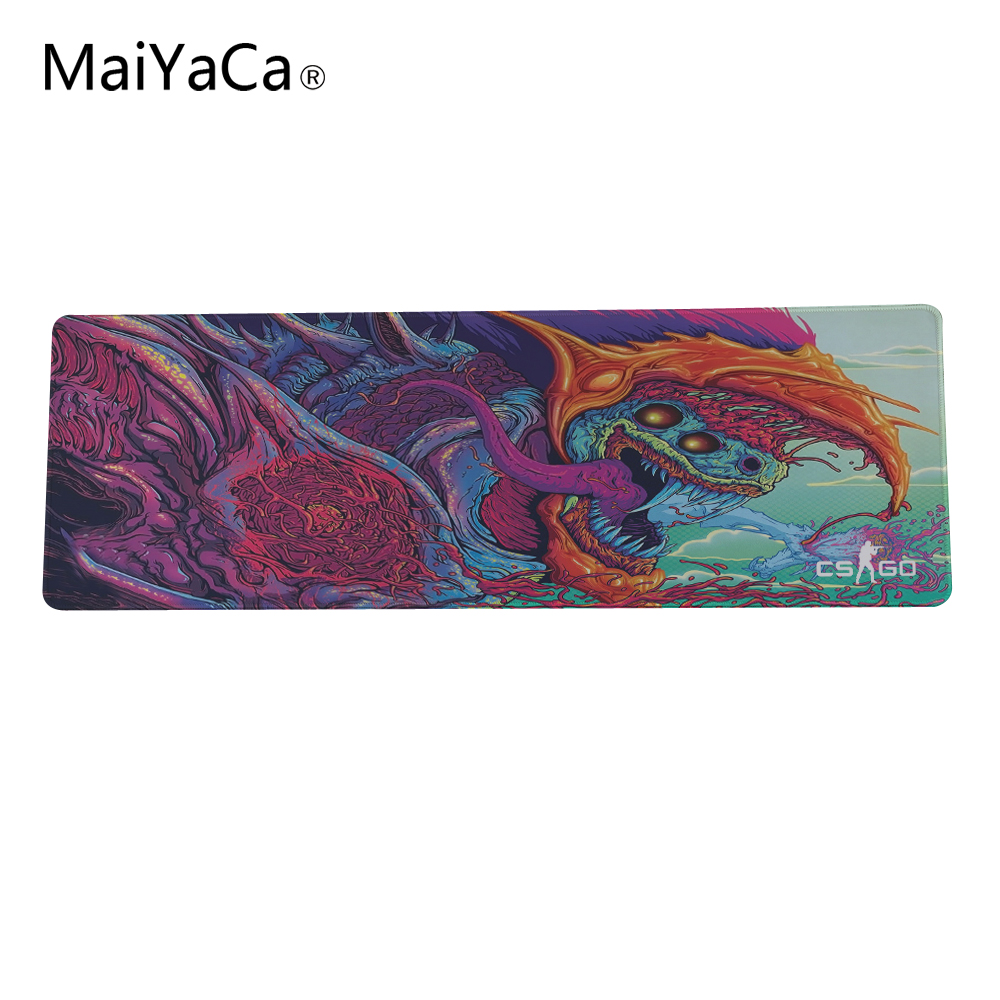 Great CS IR Gaming mouse mat great pad Hyper Beast AWP M4A4 CSGO CS game Mousepad CS: IR gun skins muismat mouse pad свитшот print bar cs go hyper beast black style