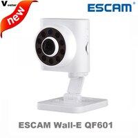 ESCAM QF601 1MP Wifi Mini Ip Camera Built In Miccrophone IR10m Motion Detector Email Alarm P2P