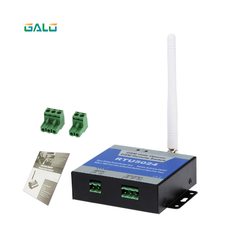 GSM Gate <font><b>Opener</b></font> 3G <font><b>Garage</b></font> <font><b>Door</b></font> Open <font><b>Remote</b></font> Controller Quad Band GPRS Access Control 3G Gate <font><b>Opener</b></font> image