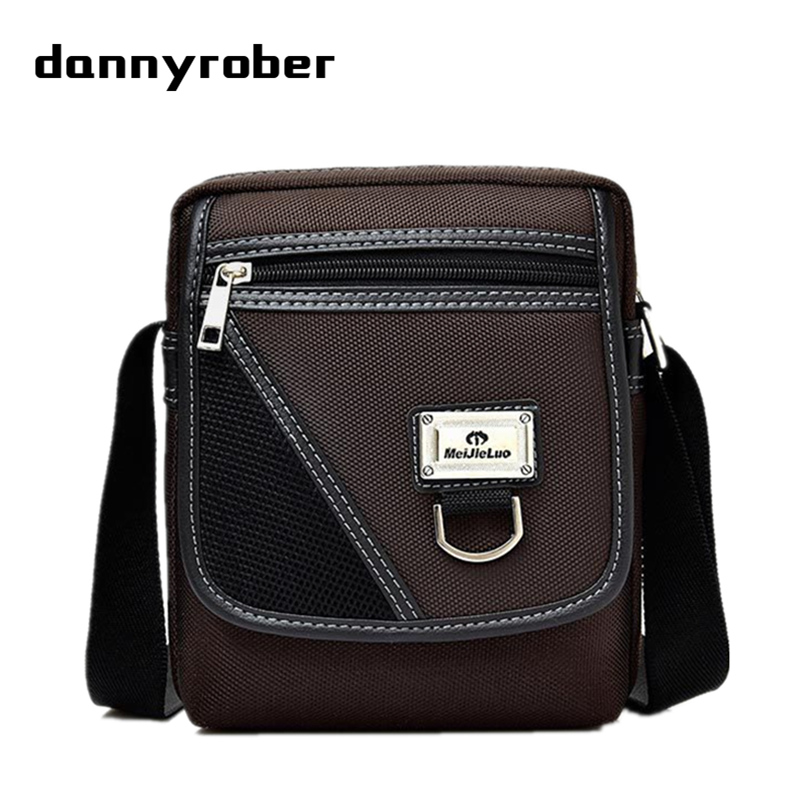 2017 Fashion Male Shoulder Crossbody Bags High Quality Oxford Small Business Bag Men Casual Messenger Bag Travel Waist Pack delixi motor protector jd 5 1 80a phase 380v motor overload protection