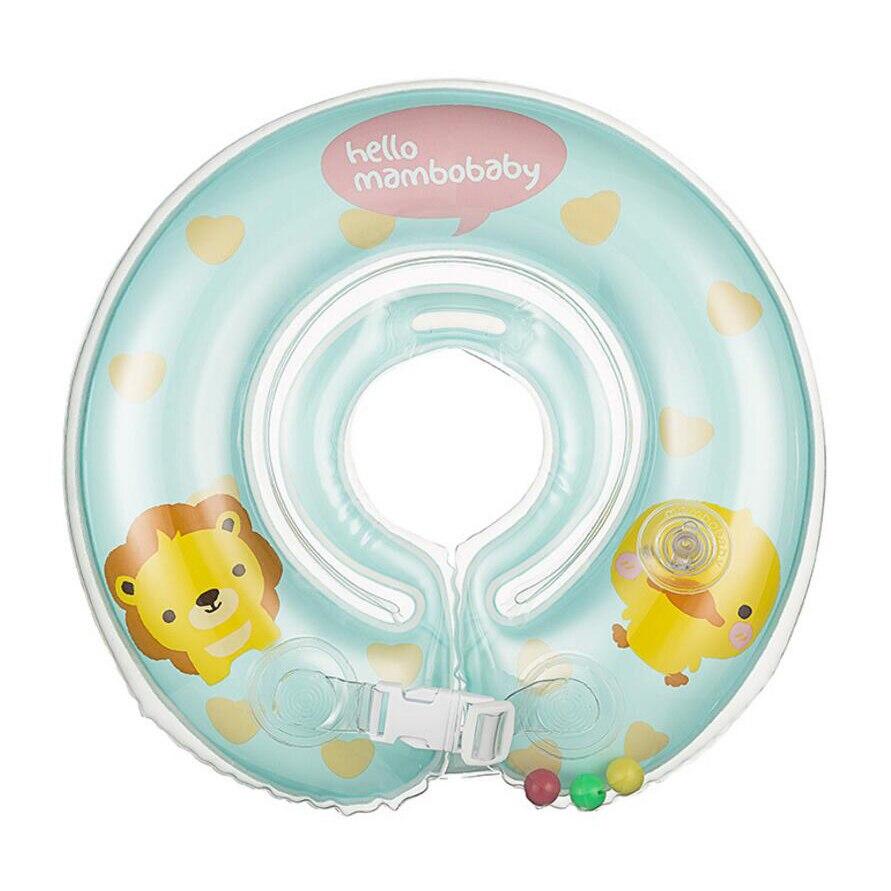 Cerchio di nuoto infantile gonfiabile dell'anello di nuotata del collo del bambino gonfiabile del galleggiante del collo del bambino-8950