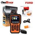 Automotive Diagnostic Scanner para FORD FOXWELL NT510 originais OBD2 Ferramenta De Diagnóstico para Ford Focus Mondeo 2 Leitor de Código de ABS EPB