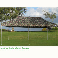 Canopy TOP ROOF Party Tent Gazebo White Roof Waterproof Garden Outdoor Marquee Awning Shade Pawilon Pop up large folding tent