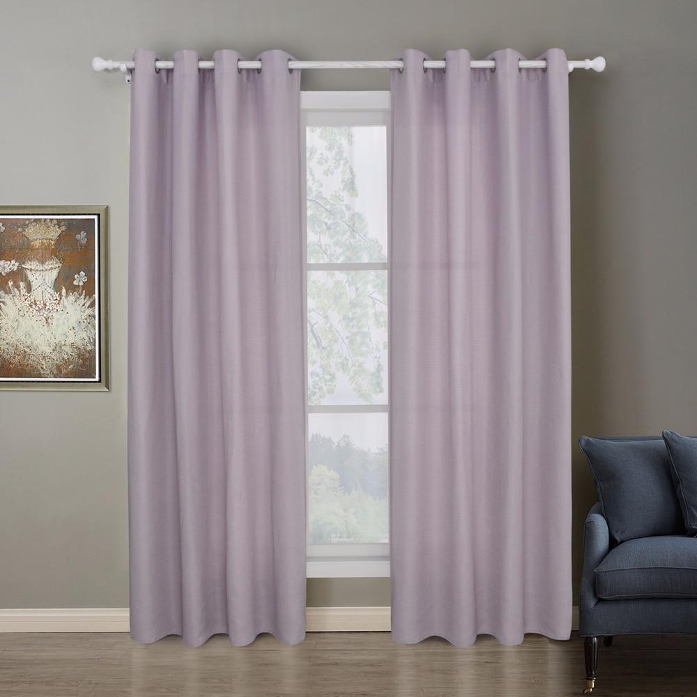 Bbj Sample Blackoutout Curtain For Living Room High