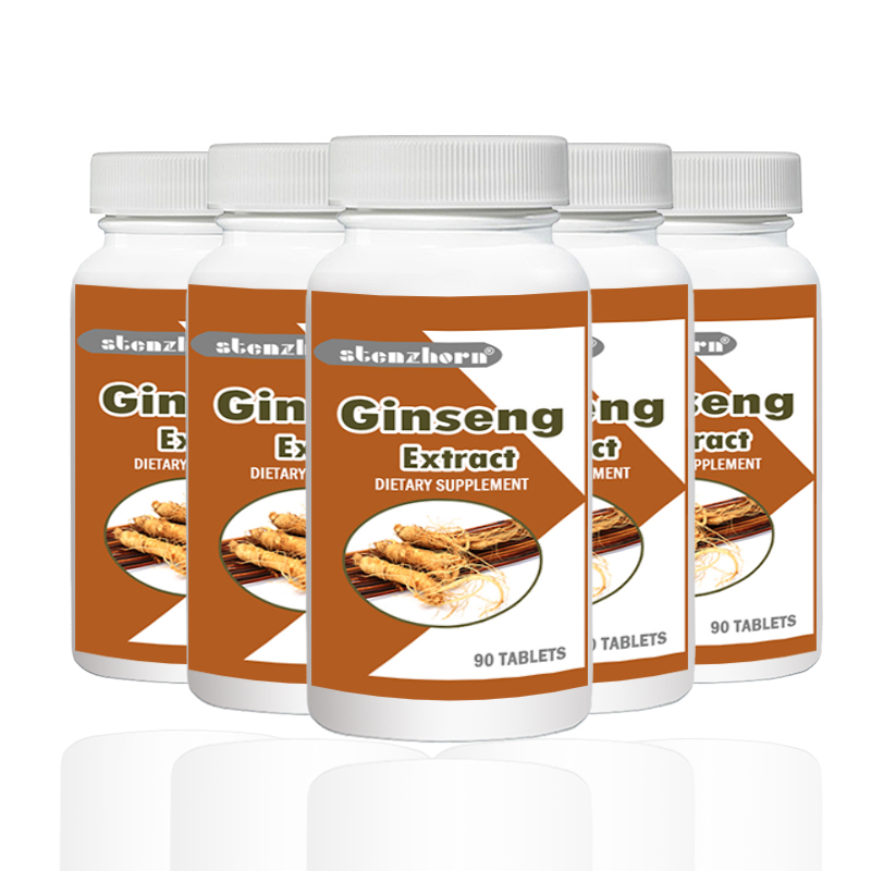 Korean Ginseng Extract Tablets Slimming Products Health 90 PCS X 5B