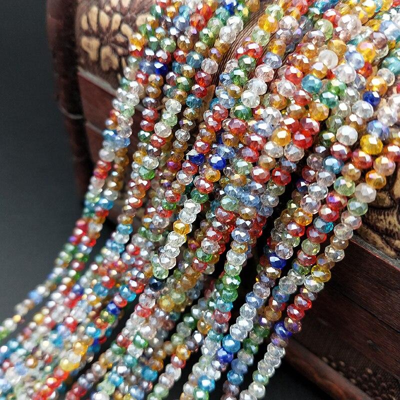 Купить бесплатная доставка разноцветные стеклянные кристальные шарики