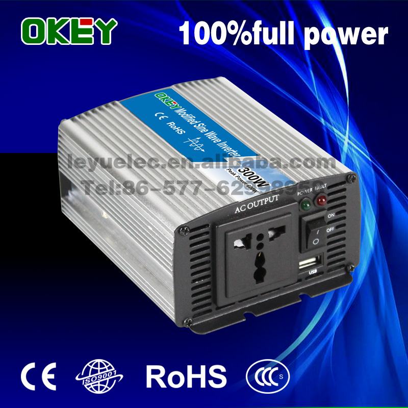 OPIM-300-2 Modified Sive Wave Inverter Solar System 12 24 VDC 220 230 240 VAC