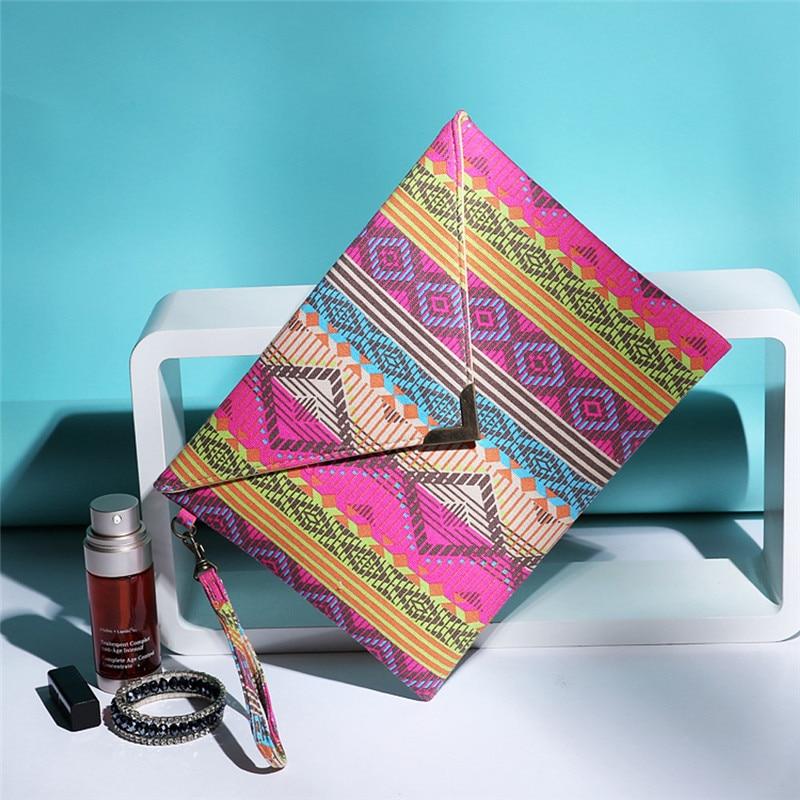 Handbags Messenger Envelope-Bags Day-Clutch Cross-Body-Bag Shoulder Small Vintage Fashion