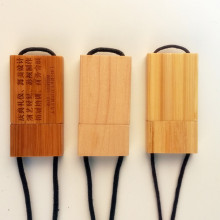 3 Kinds New Classical Strape Square Wooden Usb 2.0 Memory Flash Stick Pen Drive (over 15 Pcs,free Logo)