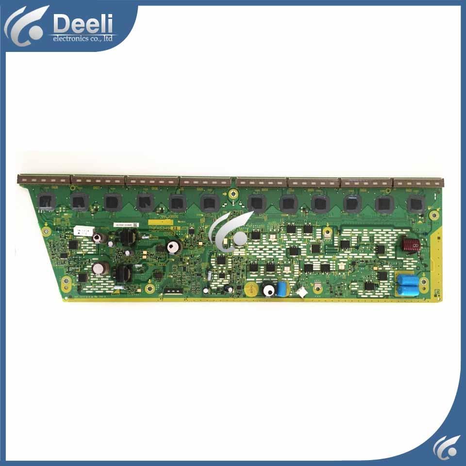 original used board for TH-P42U30 TH-P42U33C TNPA5349AB TNPA5349 AB SN board th p42u20c th p42s25c power panel lsjb1287 12 is used