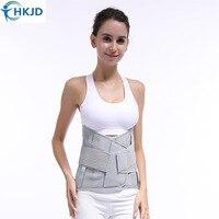 2017 Limited Top Fashion Corset Unisex Adjustable Back Posture Corrector Brace Shoulder Support Belt Correction for Men Women