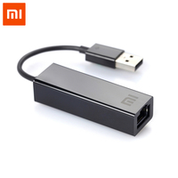 XIaomi USB 2 0 To Gigabit Ethernet Network Adapter USB RJ45 100Mbps For Macbook Xiaomi TV