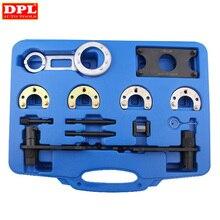 랜드 로버 프리랜더 V6 용 엔진 타이밍 툴 세트 MG750 캠축 정렬 도구 용 2.5L 2.0L 로버 KV6 캠 타이밍 키트