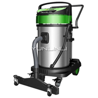 Industrial Vacuum Cleaner 5400W Large Power Industrial Dust Sweeper Wet & Dry Commercial Dust Collector JN 301T