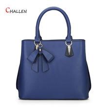 สดโบว์กระเป๋าผู้หญิงPuกระเป๋าร้อนขายลูกอมเดียวซิปMessengerกระเป๋าสีฟ้าสีชมพูกระเป๋าสะพายC RossbodyหรูหราสิริY743
