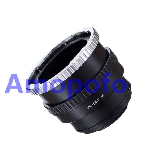 Adaptador Amopofo PL-NEX / M Lente Arriflex PL a SonyE Adaptador de - Cámara y foto - foto 1