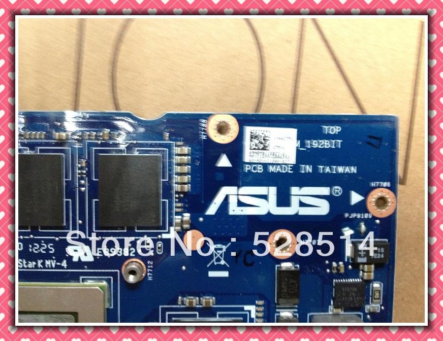 G75 G75V G75VW VGA card board G75VW_MXM_192BIT N13E-GS1-LP-A1 69N0MBV12B23-01 Nvidia Video GTX 670M 3GB 100% tested fast ship
