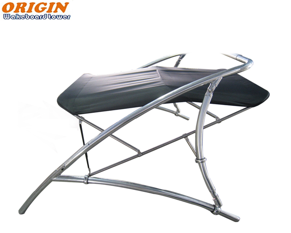 Origin O TB3 Wakeboard Tower Bimini 1370V black canopy