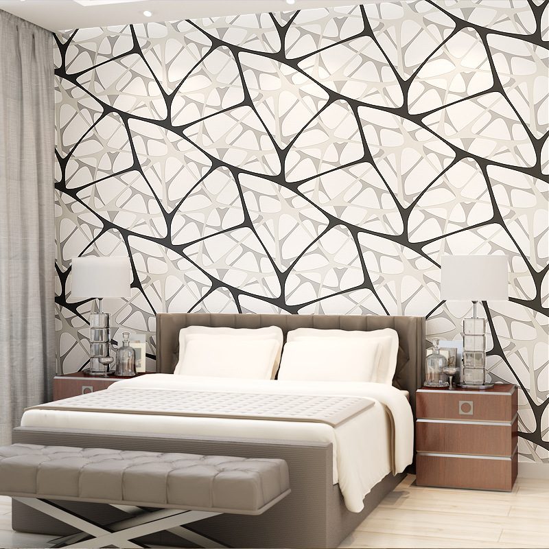 beibehang Bird 's Nest Geometric Patterns wallpaper for living room wall papers home decor bedroom Home Decoration 3D flooring