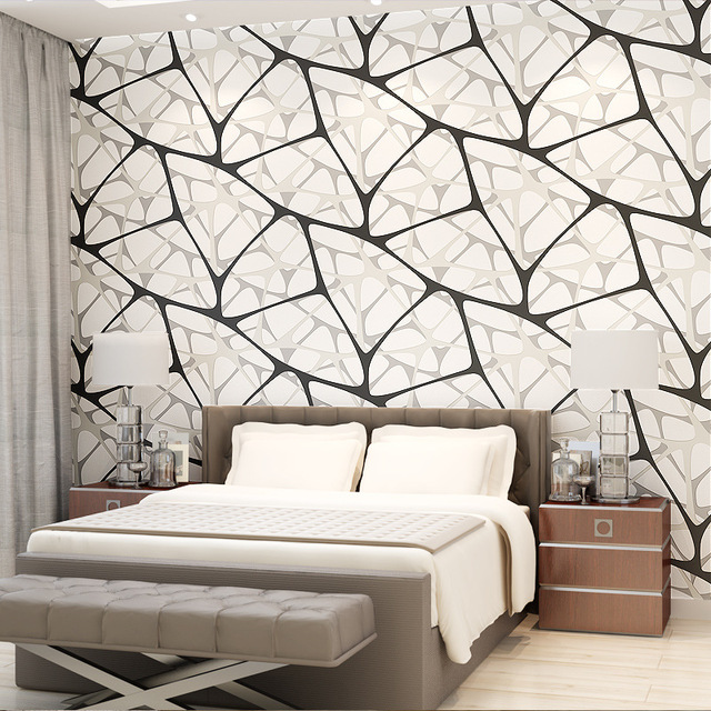 beibehang Bird 's Nest Geometric Patterns wallpaper for living room wall  papers home decor bedroom
