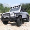 HG P402 1/10 4WD RC Crawler RTR 2.4G RC Carro Escalada Carro De Controle Remoto de Energia Elétrica Off Road