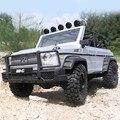 HG P402 1/10 4WD RC Crawler RTR 2.4G RC Coche Eléctrico Fuera de la Carretera Coche de Control Remoto Escalada