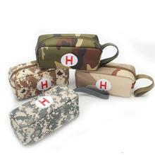 купить PUBG men women bag Playerunknown's Battlegrounds Medical package First aid kit Pencil case pen bag Student Thickening stationery дешево
