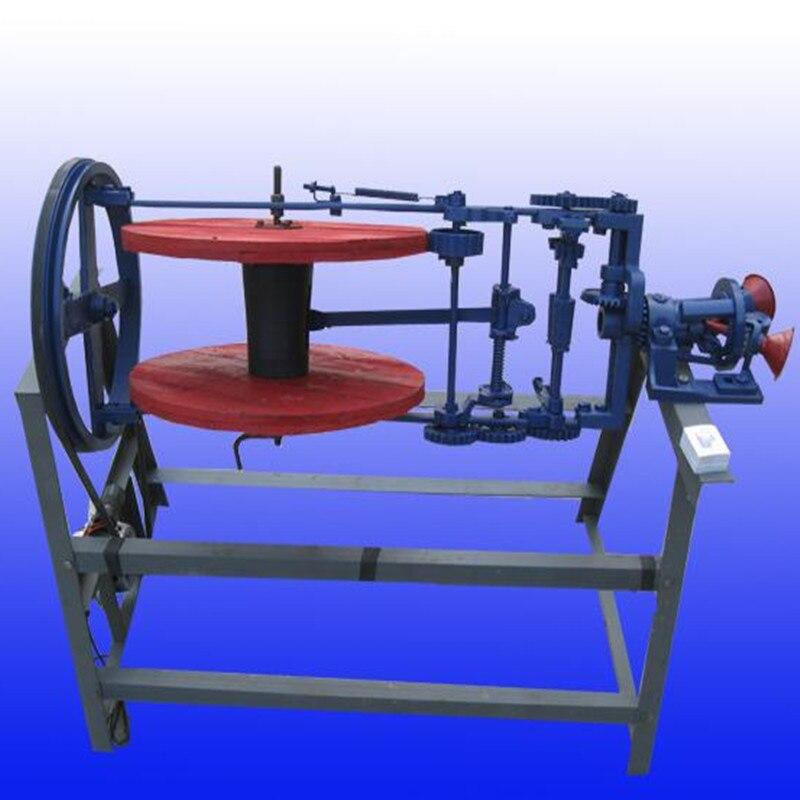 Corde de jute de corde de toronnage de machine de corde de paille de prix usine faisant la machine - 6