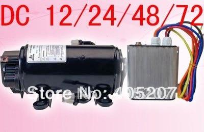 12v Brushless Motor Compressor 850w For 12 Volt Rv Truck