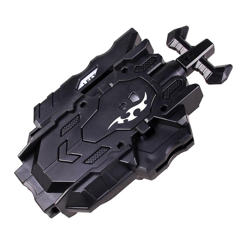 12 видов стилей металлическое средство для запуска Beyblade Burst игрушки Арена распродажа трещит гироскоп хобби классический спиннинг - Цвет: New Black