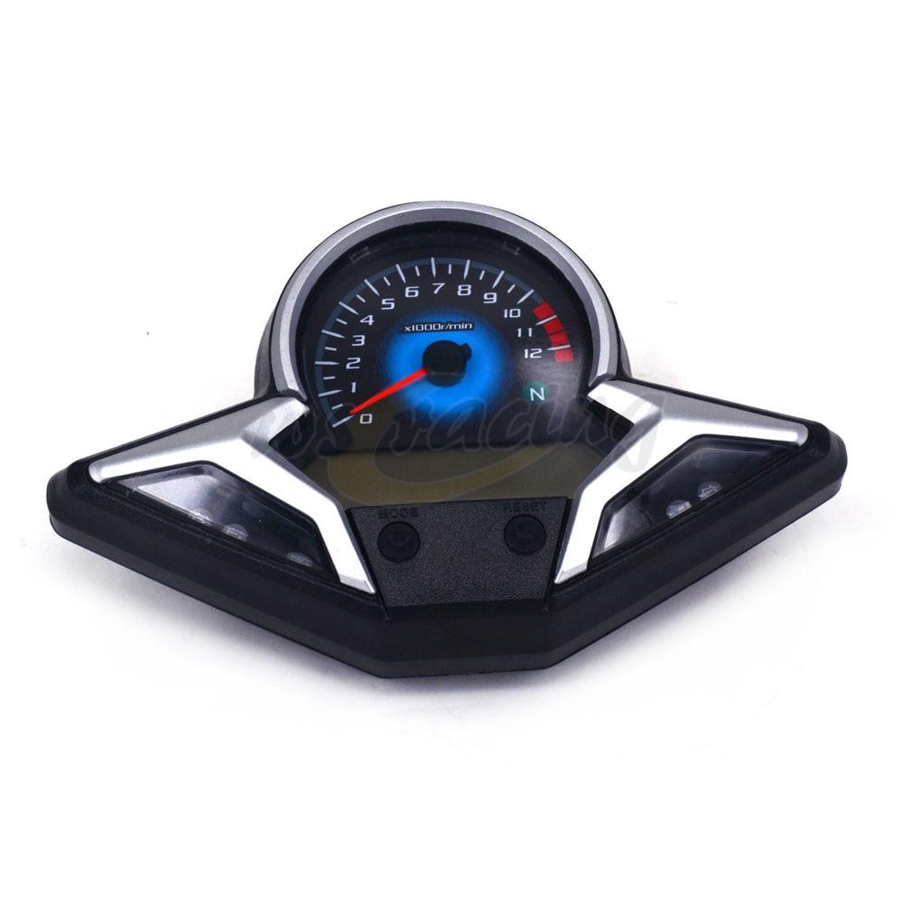 Motorcycle Tachometer Odometer Instrument Speedometer Gauge Cluster Meter For HONDA CBR250R CBR 250 2011-2013 2011 2012 2013