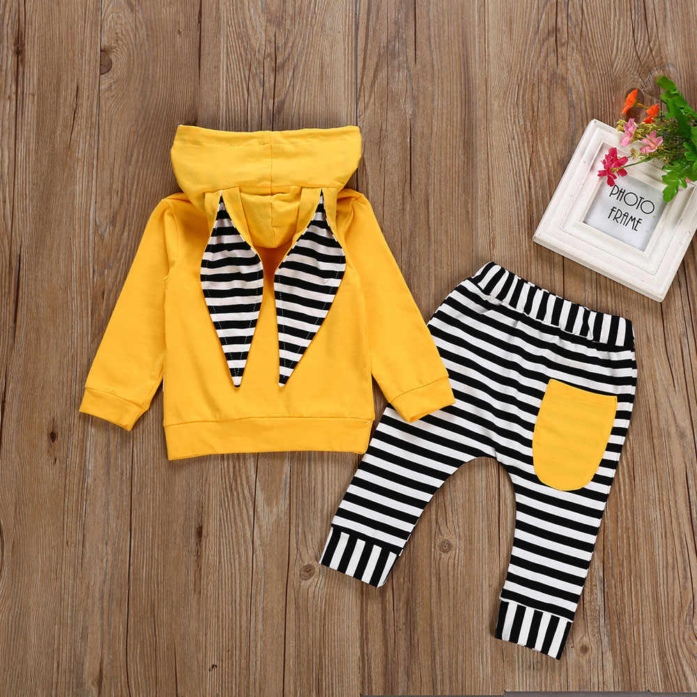 8ef20e32375d Detail Feedback Questions about Infant Baby Boy Girl Clothes Set 3D ...