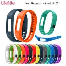 цена на Multiple Wrist Strap Soft Silica gel Strap for VivoFit 2 Replacement Smart watch Band For Garmin VivoFit 2 Universal Wristband