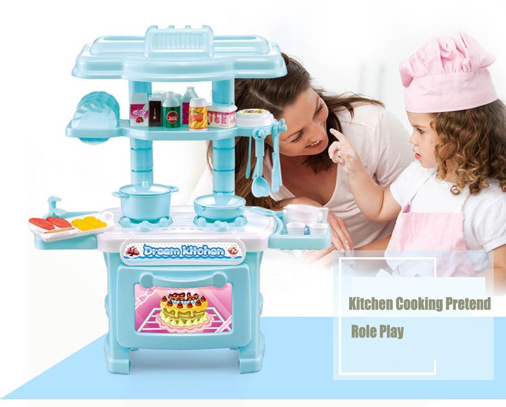 Aliexpress.com : Buy MUQGEW Children Kids Kitchen Cooking Pretend ...