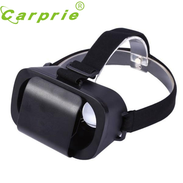 Top Quality Google Cardboard VR BOX Virtual Reality 3D Glasses For Samsung S7 S6 S5 S4 For iPhone All 4-6 Inches Screen AUG 22