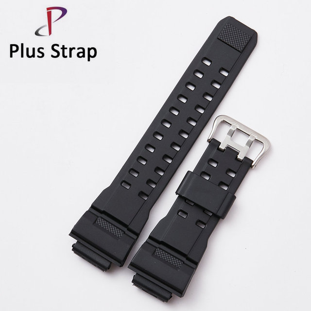 Plus strap Sport Watch band for G-shock GW-9400 Watches Replacement Men  Watch strap Women Rubber Belt Waterproof 5d3cb072b