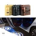 2x СИД Автомобиля Предупреждение Двери Свет Для Volvo v70 s60 xc90 s40 s80 xc60 xc70 v40 v50 v60 c30 c70 s70 940 850 fh12 vida dice penta 740