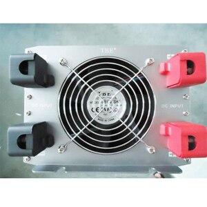Image 3 - 10000 W 10000 와트 자동차 자동 전원 인버터 순수 사인파 DC 12v 24v AC 220v 110v 변환기 어댑터 USB 충전기