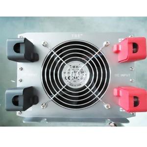 Image 3 - Автомобильный инвертор с синусоидальной волной, 10000 Вт, постоянный ток 12 В 24 В в переменный ток 220 В 110 В, адаптер с USB зарядным устройством