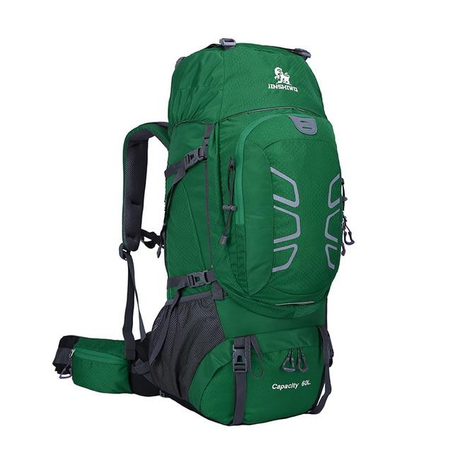 JinShiwq 60L Waterproof Backpack