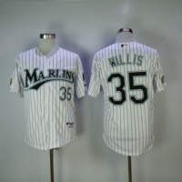 MLB Men S Miami Marlins Dontrelle Willis Jersey