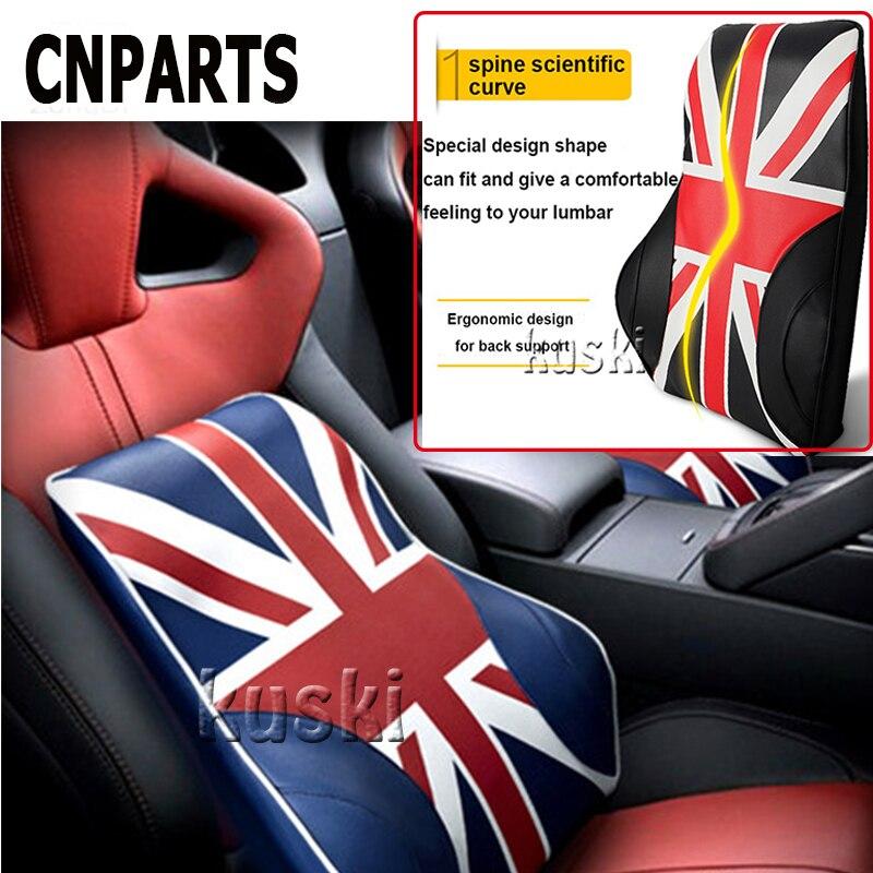 CNPARTS 2018 NOUVEAU 1 pc Confortable Voiture De Taille Coussin Pour Citroen C5 C4 C3 Mini Cooper Opel Astra H G J Vectra C Saab Accessoires