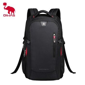 OIWASビジネスバッグ14インチラップトップバックパック防水ナイロン29 Lカジュアルショルダーバッグラップトップバッグ