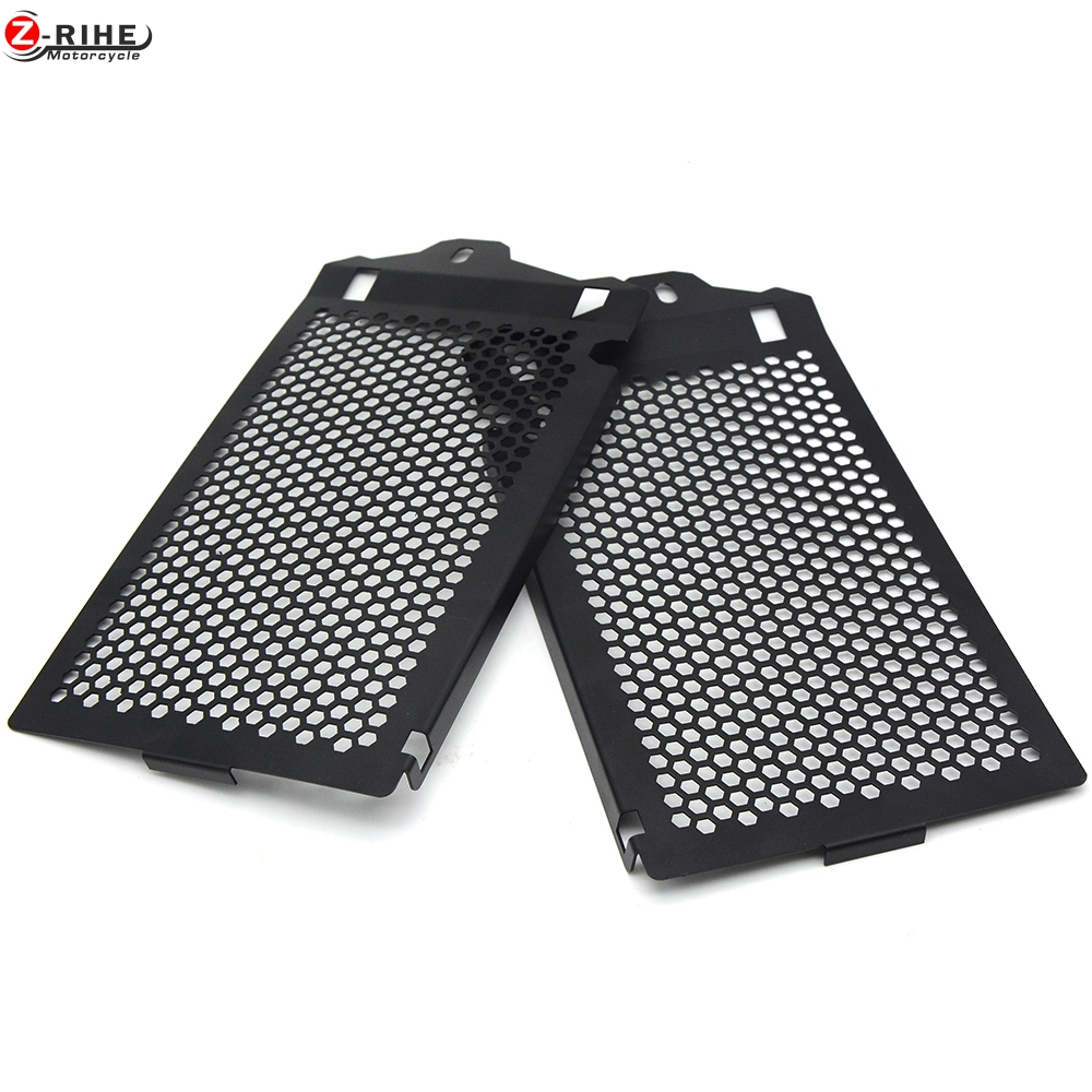 For BMW R1200GS Motorcycles Radiator Grill Guard Cooler Cover for BMW R 1200 GS GSA ADV LC WC 2013-2016 13 14 15 16 after market bjmoto for bmw r1200gs cnc handle bar handlebar riser top cover clamps for bmw r 1200 gs gsa lc adv 2013 2016 motorcycle parts