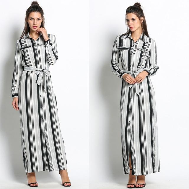 T shirt robe longue femme