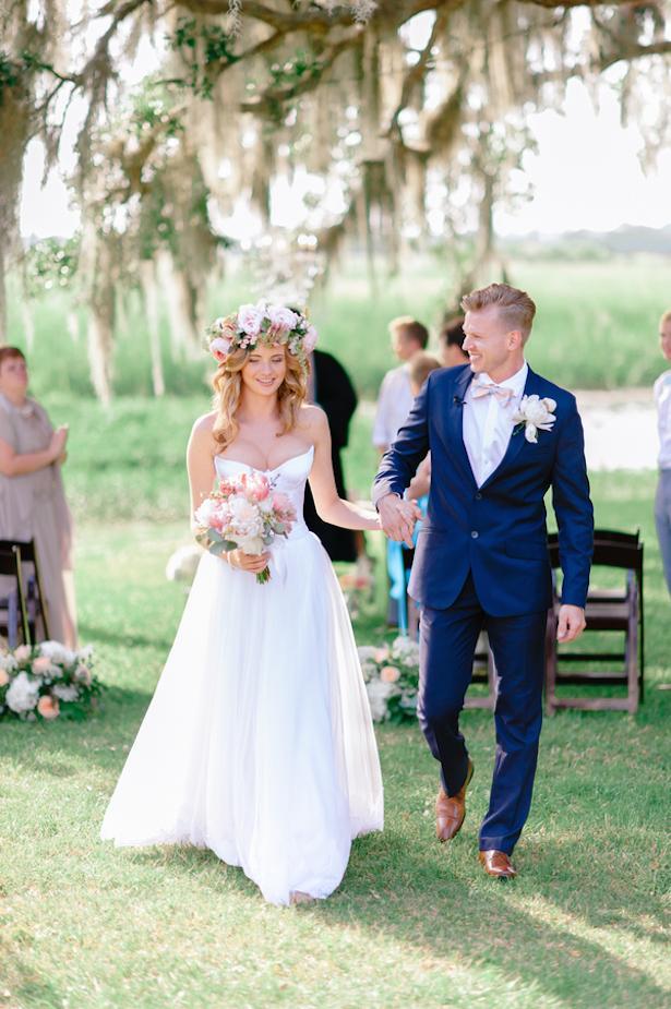 Groom Navy Blue Suit | Wedding Ideas