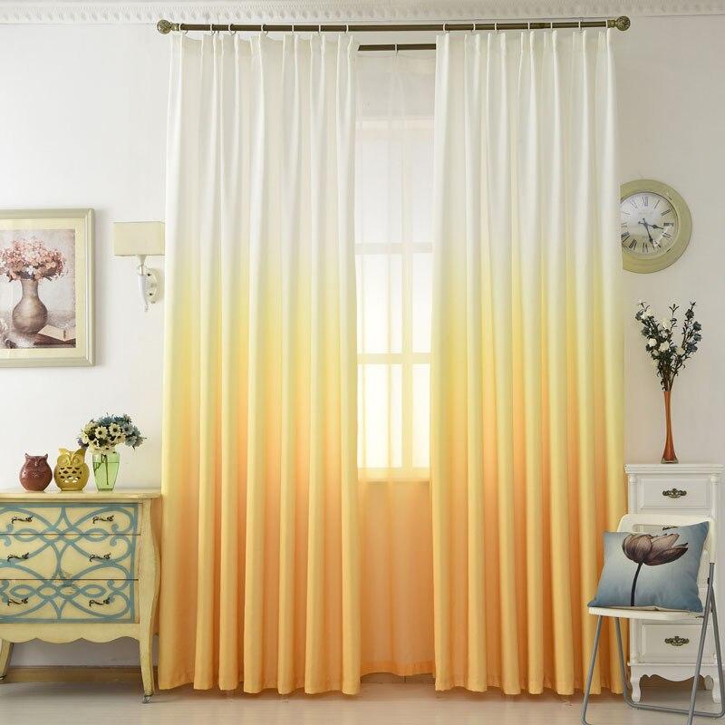 5 Color Window Curtain 2