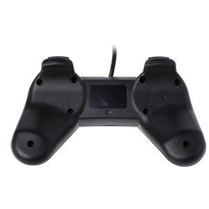 Image 4 - USB 2.0 przewodowa multimedialna Gamepad Joystick do gier Joypad przewodowy sterownik do gier dla Laptop PC