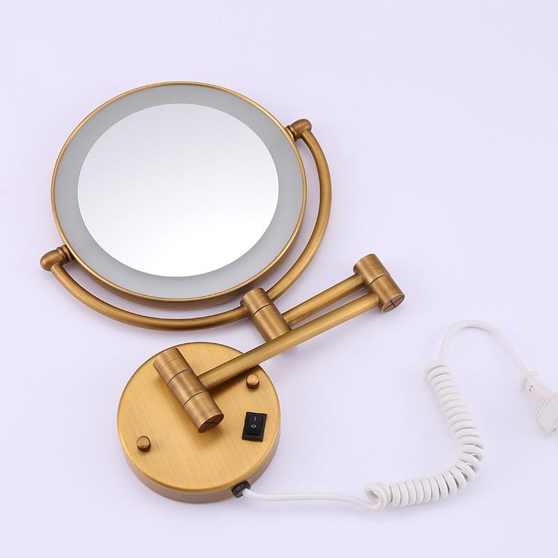Bath Mirrors Brass Antique 8 4